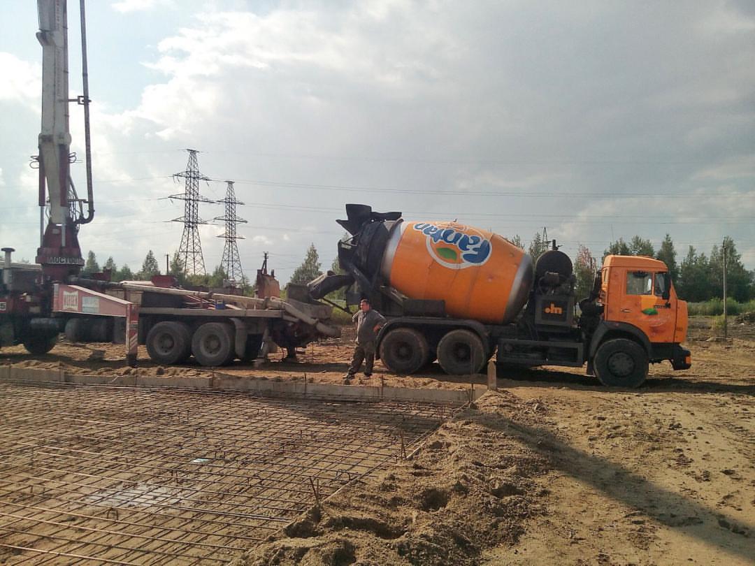 Галич бетон цементный раствор состав гидроизоляция